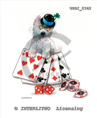 GIORDANO, CHILDREN BOOKS, BIRTHDAY, GEBURTSTAG, CUMPLEAÑOS, humor, paintings+++++,USGI2362,#BI#,#H# playing cards ,everyday ,everyday