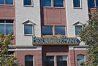 A BerkshireBank branch is pictured in Pittsfield, Massachusetts Wednesday October 2, 2013.