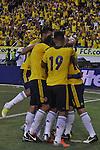 Colombia  derroto al selecionado de Paraguay 2x0 rumbo al mundial  brasil 2014
