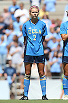 13 September 2015: UCLA's Annie Alvarado. The University of North Carolina Tar Heels hosted the University of California Los Angeles Bruins at Fetzer Field in Chapel Hill, NC in a 2015 NCAA Division I Women's Soccer game. UNC won the game 3-1.