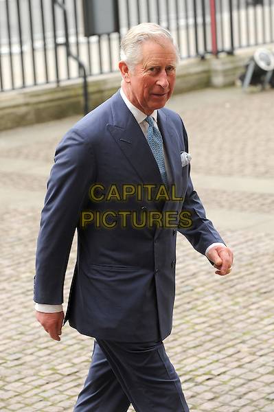 LONDON, ENGLAND - MARCH 10:  Charles, Prince of Wales attends a Commonwealth Day Observance Service and Reception at Westminster Abbey on March 10, 2014 in London, England.<br /> CAP/BEL<br /> &copy;Tom Belcher/Capital Pictures