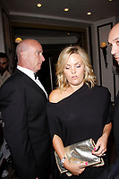 LONDON, ENGLAND - SEPTEMBER 10 :  Jo Joyner leaves the TV Choice Awards 2018, at The Dorchester hotel, on September 10, 2018 in London, England.<br /> CAP/AH<br /> &copy;AH/Capital Pictures