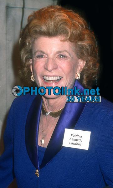 Pat Kennedy Lawford 1998<br /> Photo By John Barrett/PHOTOlink