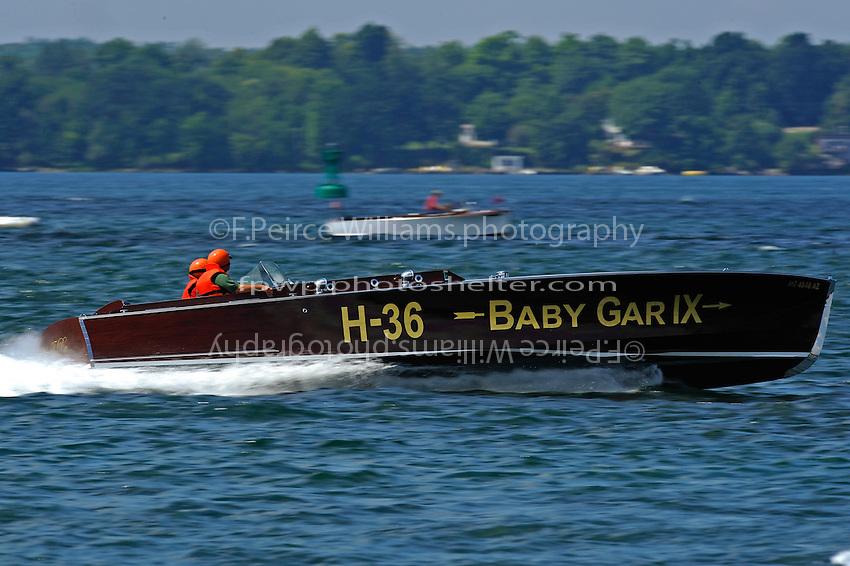"""H-36 """"Baby Gar IX"""""""