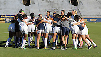 Cal Soccer W vs Stanford, November 4, 2016