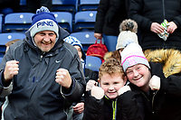 Preston North End fans show their support<br /> <br /> Photographer Richard Martin-Roberts/CameraSport<br /> <br /> The EFL Sky Bet Championship - Preston North End v Blackburn Rovers - Saturday 24th November 2018 - Deepdale Stadium - Preston<br /> <br /> World Copyright © 2018 CameraSport. All rights reserved. 43 Linden Ave. Countesthorpe. Leicester. England. LE8 5PG - Tel: +44 (0) 116 277 4147 - admin@camerasport.com - www.camerasport.com