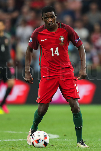 30.06.2016. Marseille, France. UEFA EURO 2016 quarter final match between Poland and Portugal at the Stade Velodrome in Marseille, France, 30 June 2016.   William Carvalho (POR)