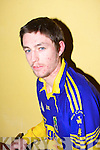 James Godley..................at  the Kilmoyley team press night ahead of the County Hurling Final