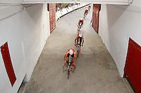 Team Euskaltel-Euskadi during Special Crono Stage.August 17,2012. (ALTERPHOTOS/Alfaqui/Acero) /NortePhoto.com<br /> <br /> **SOLO*VENTA*EN*MEXICO**<br /> **CREDITO*OBLIGATORIO** <br /> *No*Venta*A*Terceros*<br /> *No*Sale*So*third*<br /> *** No Se Permite Hacer Archivo**<br /> *No*Sale*So*third*