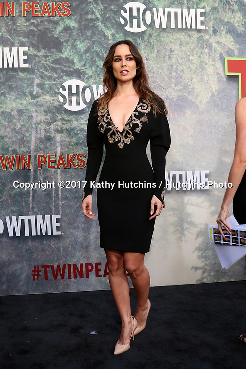 """LOS ANGELES - MAY 19:  Berenice Marlohe at the """"Twin Peaks"""" Premiere Screening at The Theater at Ace Hotel on May 19, 2017 in Los Angeles, CA"""