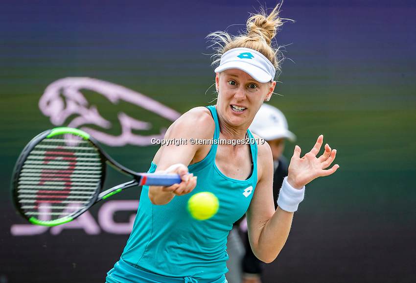 Rosmalen, Netherlands, 16 June, 2019, Tennis, Libema Open, Alison Riske (USA)<br /> Photo: Henk Koster/tennisimages.com