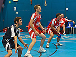 Basketball & Volleyball - NatWest Island Games 2011
