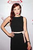 LOS ANGELES, CA - NOVEMBER 3: Alie Ward, at The International Myeloma Foundation's 12th Annual Comedy Celebration at The Wilshire Ebell Theatre in Los Angeles, California on November 3, 2018.   <br /> CAP/MPI/FS<br /> &copy;FS/MPI/Capital Pictures