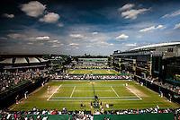 Ambience<br /> <br /> Tennis - The Championships Wimbledon  - Grand Slam -  All England Lawn Tennis Club  2013 -  Wimbledon - London - United Kingdom -Saturday  29th June  2013. <br /> &copy; AMN Images, 8 Cedar Court, Somerset Road, London, SW19 5HU<br /> Tel - +44 7843383012<br /> mfrey@advantagemedianet.com<br /> www.amnimages.photoshelter.com<br /> www.advantagemedianet.com<br /> www.tennishead.net