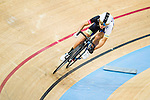 Chu Tsun wai of CMS in action during the Youth Qualifying (200M Flying Start) at the Hong Kong Track Cycling Race 2017 Series 5 on 18 February 2017 at the Hong Kong Velodrome in Hong Kong, China. Photo by Marcio Rodrigo Machado / Power Sport Images