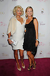 "HOLLYWOOD, CA. - August 10: Paris Hilton and Amanda Holden arrive at Paris Hilton And Friends Celebrate ""Tease"" Fragrance Launch at My Studio Nightclub on August 10, 2010 in Hollywood, California.  ."