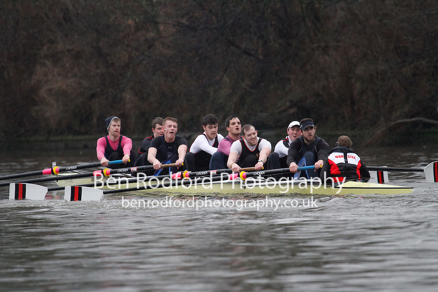 Crew: 2 - Worcester RC - ELI.8+<br /> <br /> Head of the Severn (University of Worcester) 2017<br /> <br /> To purchase this photo, or to see pricing information for Prints and Downloads, click the blue 'Add to Cart' button at the top-right of the page.