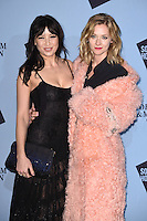 LONDON, UK. November 16, 2016: Daisy Lowe &amp; Portia Freeman at the launch of the Skate 2016 at Somerset House Ice Rink, London.<br /> Picture: Steve Vas/Featureflash/SilverHub 0208 004 5359/ 07711 972644 Editors@silverhubmedia.com