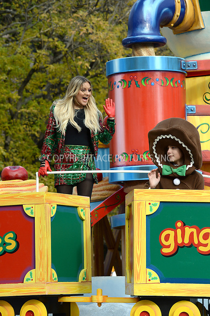 www.acepixs.com<br /> <br /> November 24 2016, New York City<br /> <br /> Kelsea Ballerini made an appearance at the 90th Annual Macy's Thanksgiving Day Parade on November 24, 2016 in New York City.<br /> <br /> By Line: Kristin Callahan/ACE Pictures<br /> <br /> <br /> ACE Pictures Inc<br /> Tel: 6467670430<br /> Email: info@acepixs.com<br /> www.acepixs.com