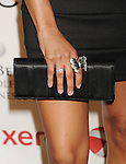 BEVERLY HILLS, CA - APRIL 14: Meagan Tandy (handbag, rings detail) at the 2012 Jenesse Silver Rose Awards Gala and Auction at Beverly Hills Hotel on April 14, 2012 in Beverly Hills, California.