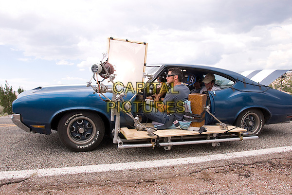 Dave Meyers (director)<br /> on the set of The Hitcher (2007) <br /> *Filmstill - Editorial Use Only*<br /> CAP/NFS<br /> Image supplied by Capital Pictures