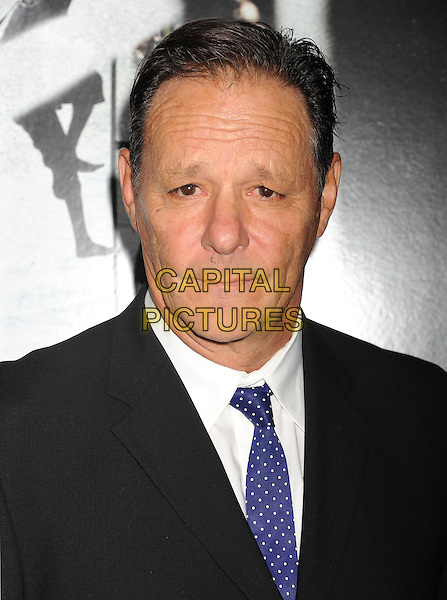 Chris Mulkey<br /> Premiere of &quot;Captain Phillips&quot; held at the Academy of Motion Picture Arts and Sciences, Beverly Hills, California, USA.<br /> September 30th, 2013<br /> headshot portrait white shirt blue tie black suit<br /> CAP/ROT/TM<br /> &copy;Tony Michaels/Roth Stock/Capital Pictures