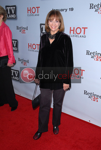 """Valerie Harper<br /> at the """"Hot In Cleveland""""/""""Retired at 35"""" Premiere Party, Sunset Tower, West Hollywood, CA. 01-10-11<br /> David Edwards/DailyCeleb.com 818-249-4998"""