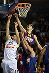 Bogdanovic vs Tomic. FC Barcelona Regal vs Fenerbahce Ulker: 100-78 - Top 16 - Game 1.