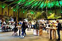 Nederland Amsterdam  -  Augustus 2018.  Westergasfabriek. Het eerste Vegan Food Festival.   Foto Berlinda van Dam / Hollandse Hoogte