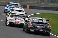 2019 British Touring Car Championship. Race 2. #22 Chris Smiley. BTC Racing. Honda Civic Type R.