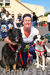 the Cystic Fibrosis charity walk in Killarney on Sunday