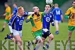 Kerins O'Rahilly's Timmy Sullivan and Gneevguilla's Michael Murphy..