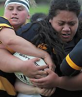 130928 Women's Provincial Championship Rugby - Wellington v Taranaki