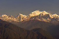 Landscapes and Himalayan Mountain Peaks