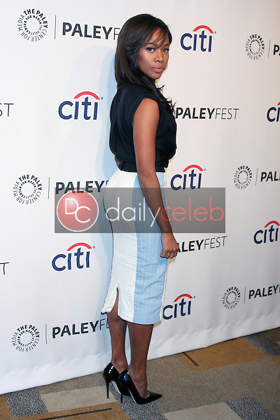 Nicole Beharie<br />