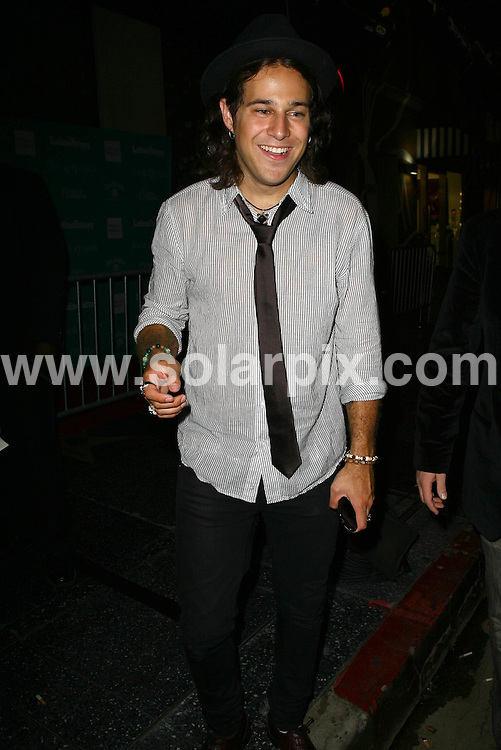 **ALL ROUND PICTURES FROM SOLARPIX.COM**.**WORLDWIDE SYNDICATION RIGHTS**.**NO PUBLICATION IN USA, DENMARK, GERMANY OR RUSSIA**.Ryan Cabrera hanging out in front of Mood Night Club in Hollywood, Los Angeles, California, USA. 17th August 2008..This pic: Ryan Cabrera..JOB REF: 7054 LAP/Lancer       DATE: 17_08_2008.**MUST CREDIT SOLARPIX.COM OR DOUBLE FEE WILL BE CHARGED* *UNDER NO CIRCUMSTANCES IS THIS IMAGE TO BE REPRODUCED FOR ANY ONLINE EDITION WITHOUT PRIOR PERMISSION*