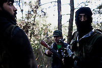 Turkey-Syria: Rebels and Refugees on the Border