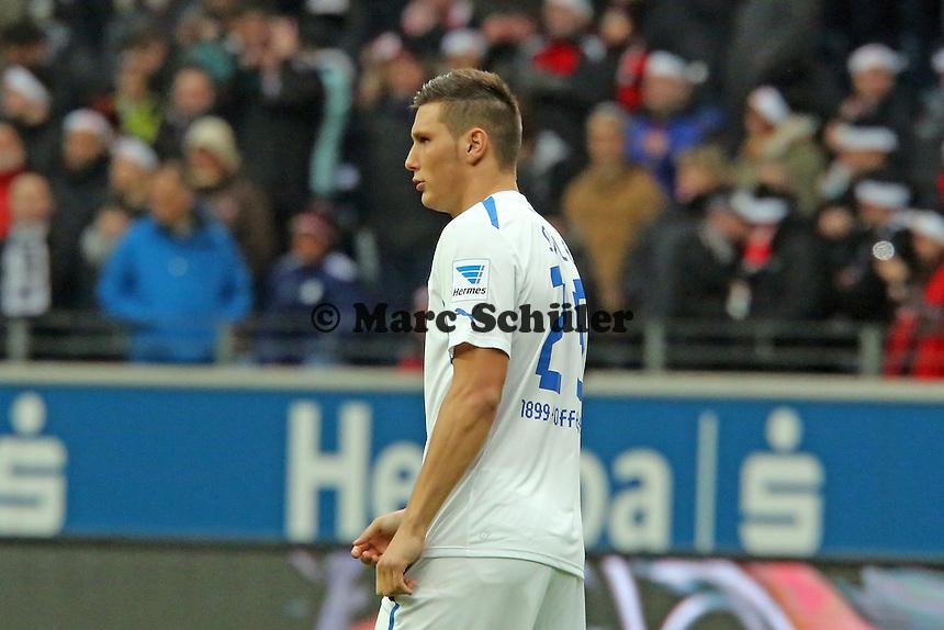 Niklas Süle (Hoffenheim, aus Mörfelden-Walldorf) - Eintracht Frankfurt vs. TSG 1899 Hoffenheim, Commerzbank Arena
