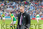 Tim Murphy chairman of Kerry County Board. Kerry v Dublin at the National League Final in Croke Park on Sunday.