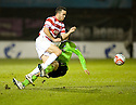 12/01/2011   Copyright  Pic : James Stewart.sct_jsp022_hamilton_v_celtic  .::  DOUGIE IMRIE IS CHALLENGED BY BERAM KAYAL ::.James Stewart Photography 19 Carronlea Drive, Falkirk. FK2 8DN      Vat Reg No. 607 6932 25.Telephone      : +44 (0)1324 570291 .Mobile              : +44 (0)7721 416997.E-mail  :  jim@jspa.co.uk.If you require further information then contact Jim Stewart on any of the numbers above.........
