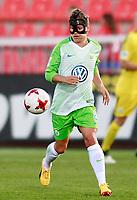 VfL Wolfsburg's Babett Peter during UEFA Womens Champions League 2017/2018, 1/16 Final, 1st match. October 4,2017. (ALTERPHOTOS/Acero) /NortePhoto.com /NortePhoto.com