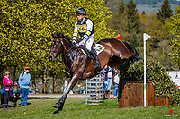 AUS-Sam Griffiths rides Paulank Kings River during the Dodson and Horrell CCI-S4* Section B Cross Country. Final-6th. 2019 GBR-Dodson and Horrell Chatsworth International Horse Trial. Sunday 12 May. Copyright Photo: Libby Law Photography