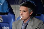 MADRID (15/(09/2010).- Champions League match Real Madrid vs Ajax Amsterdam. Jose Mourinho...Photo: Cesar Cebolla / ALFAQUI