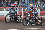 LAKESIDE HAMMERS v EASTBOURNE EAGLES<br /> ELITE LEAGUE<br /> HEAT ONE<br /> FRIDAY 9TH AUGUST 2013<br /> ARENA-ESSEX