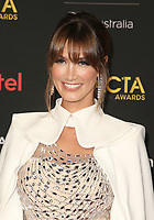05 January 2018 - Hollywood, California - Delta Goodrem. 7th AACTA International Awards held at Avalon Hollywood.  <br /> CAP/ADM/FS<br /> &copy;FS/ADM/Capital Pictures