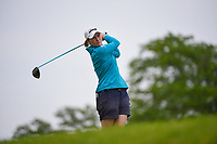 Leona Maguire (IRL) watches her tee shot on 3 during the round 2 of the KPMG Women's PGA Championship, Hazeltine National, Chaska, Minnesota, USA. 6/21/2019.<br /> Picture: Golffile | Ken Murray<br /> <br /> <br /> All photo usage must carry mandatory copyright credit (© Golffile | Ken Murray)