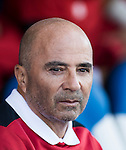 Coach Jorge Sampaoli of Sevilla FC prior to the La Liga match between Deportivo Leganes and Sevilla FC at the Butarque Municipal Stadium on 15 October 2016 in Madrid, Spain. Photo by Diego Gonzalez Souto / Power Sport Images
