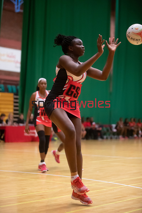 Trinidad & Tobago v Malawi<br /> Welsh Institute of Sport<br /> 08.07.19<br /> ©Steve Pope<br /> Sportingwales