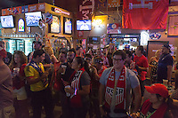 USMNT at AO Party Lucky's Pub, June 20, 2016