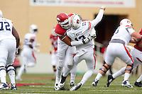HAWGS ILLUSTRATED JASON IVESTER --10/24/2015--<br /> Arkansas vs Auburn football